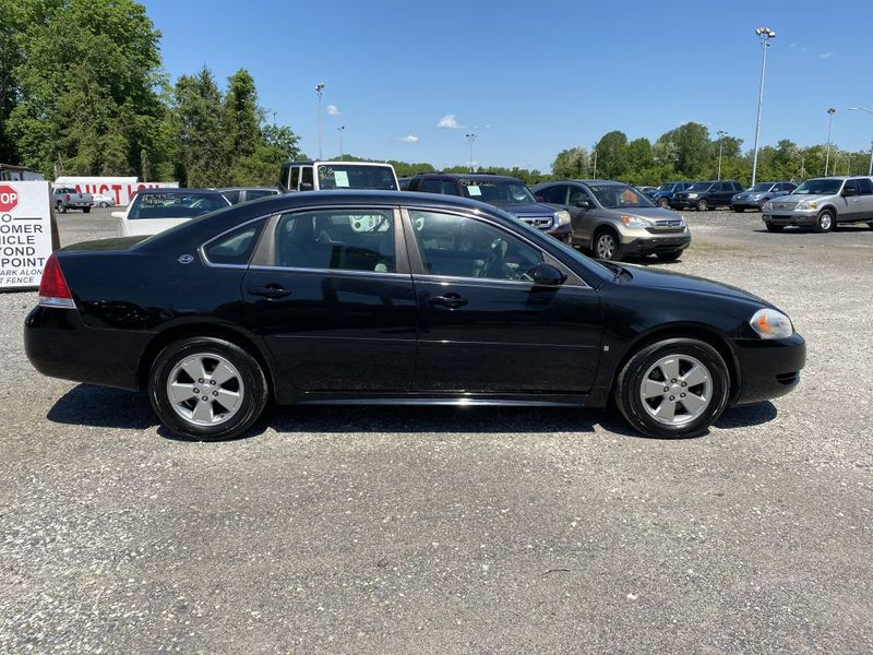 2009 Chevrolet Impala 35L LT  city MD  South County Public Auto Auction  in Harwood, MD