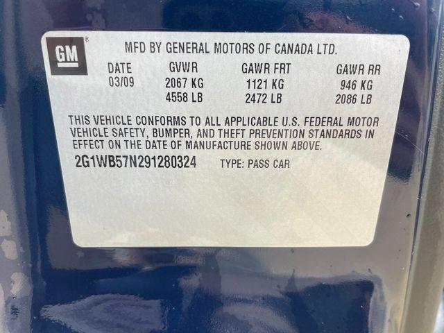 2009 Chevrolet Impala LS Hoosick Falls, New York 5