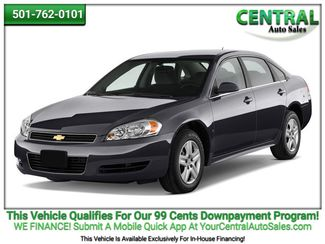 2009 Chevrolet Impala 3.5L LT | Hot Springs, AR | Central Auto Sales in Hot Springs AR