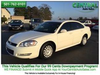 2009 Chevrolet Impala LS   Hot Springs, AR   Central Auto Sales in Hot Springs AR