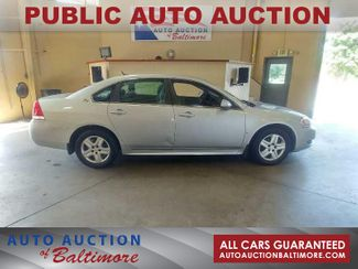 2009 Chevrolet Impala LS   JOPPA, MD   Auto Auction of Baltimore  in Joppa MD