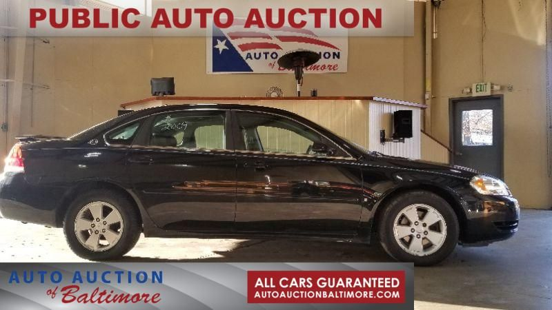 2009 Chevrolet Impala 3.5L LT | JOPPA, MD | Auto Auction of Baltimore  in JOPPA MD