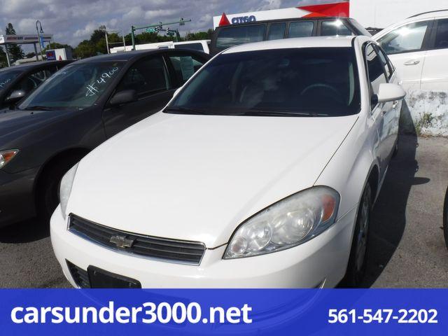 2009 Chevrolet Impala LS Lake Worth , Florida
