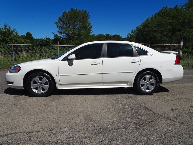2009 Chevrolet Impala 3.5L LT Madison, NC 5