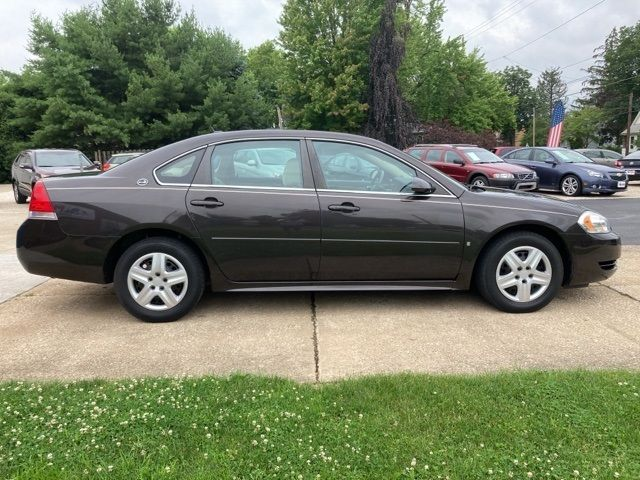 2009 Chevrolet Impala LS in Medina, OHIO 44256