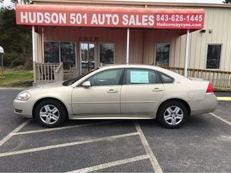 2009 Chevrolet Impala LS | Myrtle Beach, South Carolina | Hudson Auto Sales in Myrtle Beach South Carolina