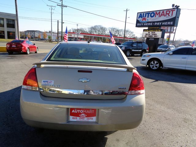 2009 Chevrolet Impala 3.5L LT in Nashville, Tennessee 37211
