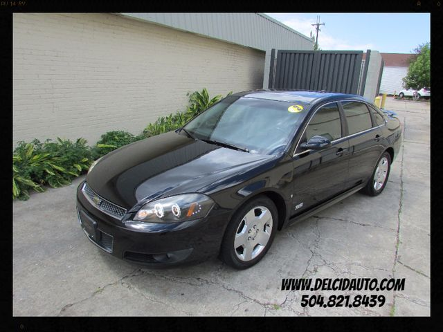 2009 Chevrolet Impala SS, Leather! Clean CarFax! FAST!