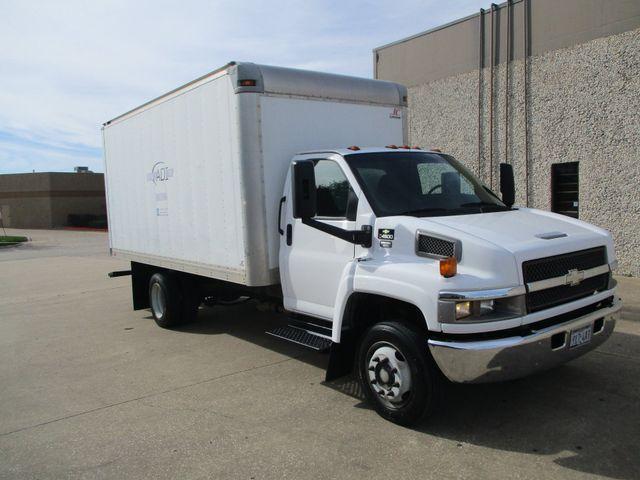 2009 Chevrolet KODIAK C4500 BOX TRUCK Box Truck 24 ft bed