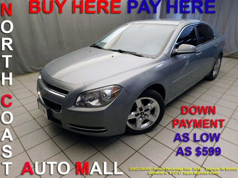 2009 Chevrolet Malibu LT w/1LT As low as $599 DOWN in Cleveland, Ohio