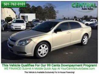 2009 Chevrolet Malibu LS w/1LS | Hot Springs, AR | Central Auto Sales in Hot Springs AR