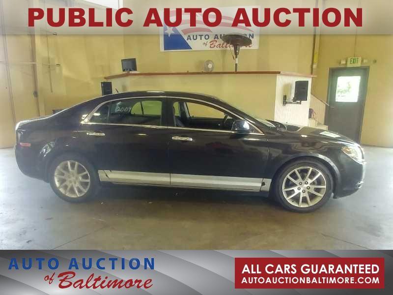 2009 Chevrolet Malibu LTZ | JOPPA, MD | Auto Auction of Baltimore  in JOPPA MD