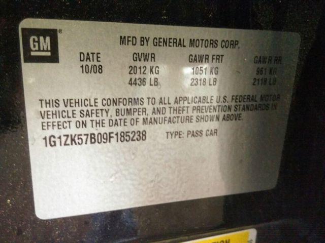 2009 Chevrolet Malibu LTZ Madison, NC 10