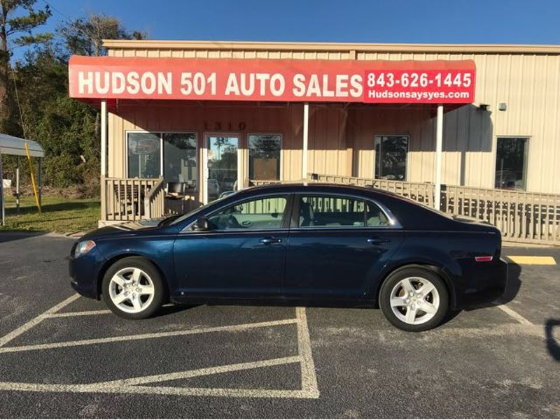 2009 Chevrolet Malibu LS w/1LS | Myrtle Beach, South Carolina | Hudson Auto Sales in Myrtle Beach South Carolina
