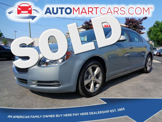 2009 Chevrolet Malibu LT w/2LT | Nashville, Tennessee | Auto Mart Used Cars Inc. in Nashville Tennessee