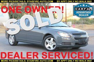 2009 Chevrolet Malibu LT w/2LT Santa Clarita, CA