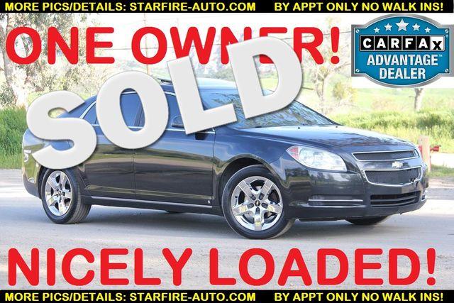 2009 Chevrolet Malibu LT w/1LT Santa Clarita, CA