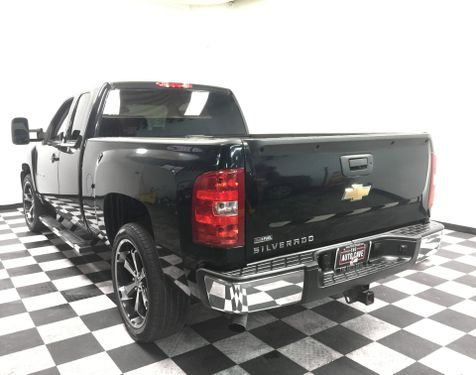 2009 Chevrolet Silverado 1500 *EXTENDED CAB PICKUP 4-DR*5.3L V8* | The Auto Cave in Addison, TX