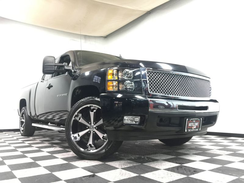 2009 Chevrolet Silverado 1500 *EXTENDED CAB PICKUP 4-DR*5.3L V8* | The Auto Cave in Addison