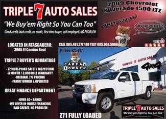 2009 Chevrolet Silverado 1500 LTZ in Atascadero CA, 93422