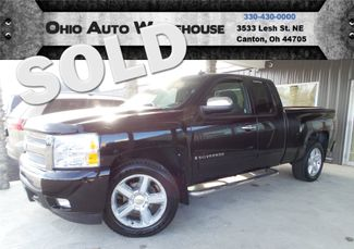 2009 Chevrolet Silverado 1500 LT 4x4 V8 Extended Cab Clean Carfax We Finance | Canton, Ohio | Ohio Auto Warehouse LLC in Canton Ohio