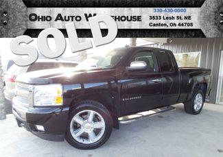 2009 Chevrolet Silverado 1500 LT 4x4 V8 Extended Cab Clean Carfax We Finance | Canton, Ohio | Ohio Auto Warehouse LLC in Canton Ohio