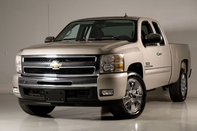 2009 Chevrolet Silverado 1500 LT Texas Edition Extended Cab One Owner