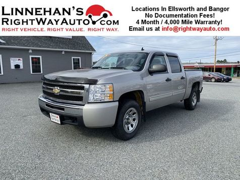 2009 Chevrolet Silverado 1500 Work Truck in Bangor