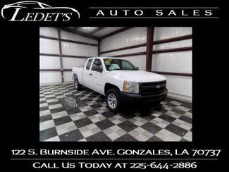 2009 Chevrolet Silverado 1500  - Ledet's Auto Sales Gonzales_state_zip in Gonzales