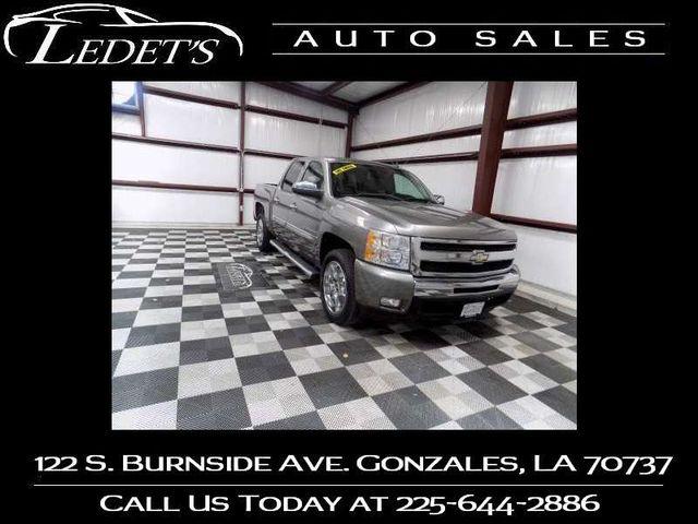2009 Chevrolet Silverado 1500 LT - Ledet's Auto Sales Gonzales_state_zip in Gonzales