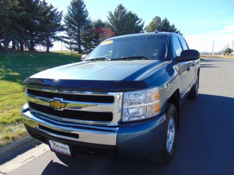 2009 Chevrolet Silverado 1500 LT  city MT  Bleskin Motor Company   in Great Falls, MT