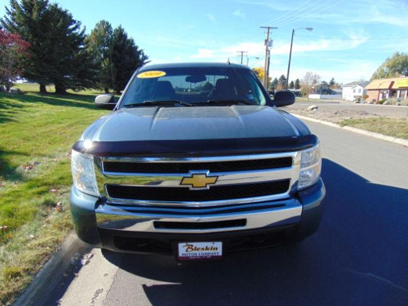 2009 Chevrolet Silverado 1500 4WD Crew Cab LT  city MT  Bleskin Motor Company   in Great Falls, MT