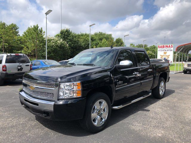 2009 Chevrolet Silverado 1500 LT Houston, TX 0