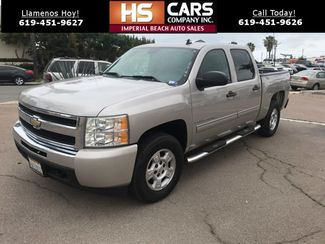 2009 Chevrolet Silverado 1500 LT Imperial Beach, California