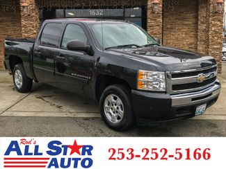 2009 Chevrolet Silverado 1500 Xtra Fuel Economy in Puyallup Washington, 98371