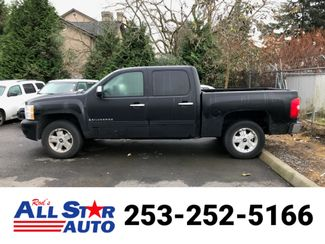 2009 Chevrolet Silverado 1500 LT 4WD in Puyallup Washington, 98371