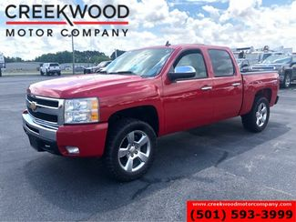 2009 Chevrolet Silverado 1500 LT 4x4 Z71 Red Chrome 20s Toyo Tires Leather NICE in Searcy, AR 72143