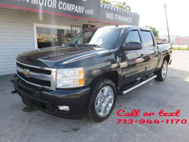 2009 Chevrolet Silverado 1500 LTZ south houston, TX