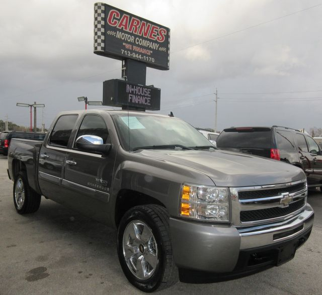 2009 Chevrolet Silverado 1500 LT south houston, TX 4