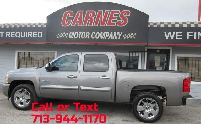 2009 Chevrolet Silverado 1500 LT south houston, TX