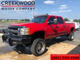 2009 Chevrolet Silverado 2500HD LT 4x4 Diesel Red Lifted 20s New Tires NICE in Searcy, AR 72143