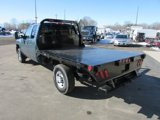 2009 Chevrolet 2500HD Duramax 4x4 Ext-Cab Flatbed Truck   St Cloud MN  NorthStar Truck Sales  in St Cloud, MN