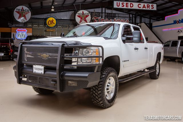 2009 Chevrolet Silverado 2500HD LT 4X4 in Addison, Texas 75001