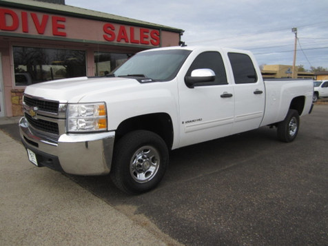 2009 Chevrolet Silverado 2500HD LT in Glendive, MT