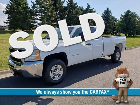 2009 Chevrolet Silverado 2500 4WD Ext Cab LT in Great Falls, MT