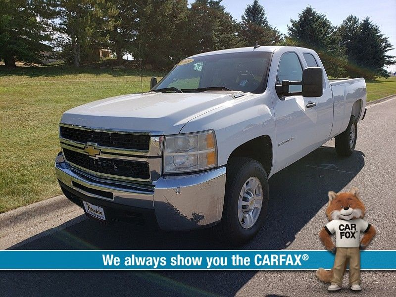 2009 Chevrolet Silverado 2500 4WD Ext Cab LT  city MT  Bleskin Motor Company   in Great Falls, MT