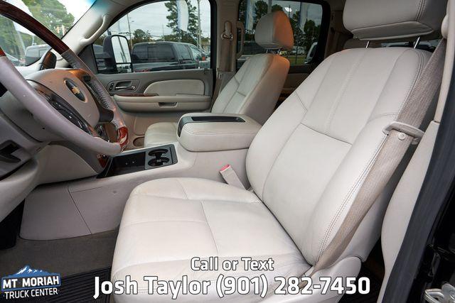 2009 Chevrolet Silverado 2500HD LTZ in Memphis Tennessee, 38115
