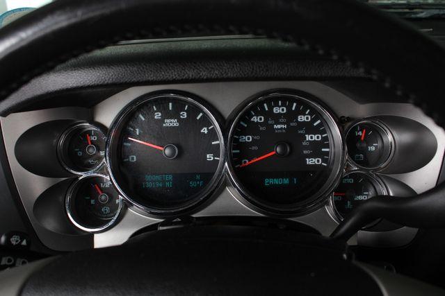 2009 Chevrolet Silverado 2500HD LT Crew Cab 4x4 Z71 - LEATHER! Mooresville , NC 7