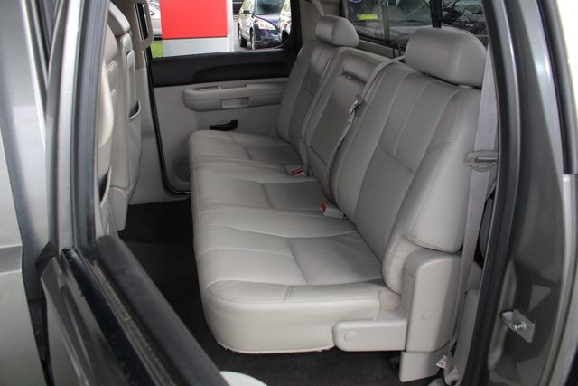 2009 Chevrolet Silverado 2500HD LT Crew Cab 4x4 Z71 - LEATHER! Mooresville , NC 9