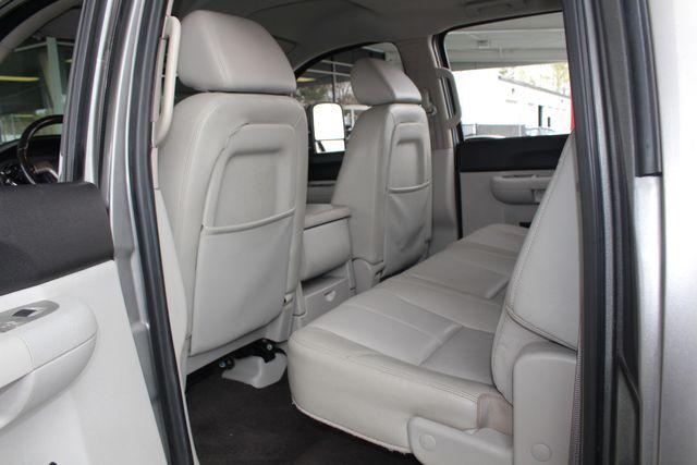 2009 Chevrolet Silverado 2500HD LT Crew Cab 4x4 Z71 - LEATHER! Mooresville , NC 36